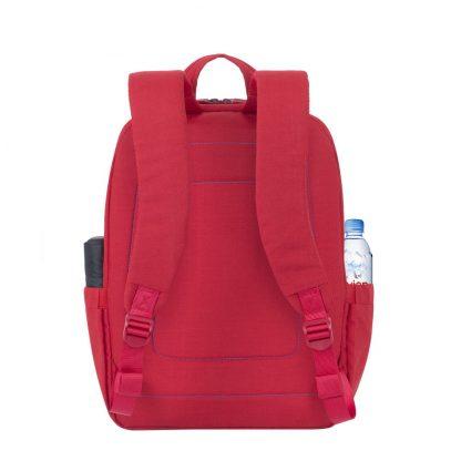 Рюкзак для ноутбука 15,6″ RivaCase 7560, полиэстер, красный, 425*310*115мм