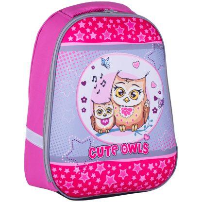 """Ранец ArtSpace School Friend """" Owl"""" 39*29*15см, 1 отделение, анатомическая спинка"""