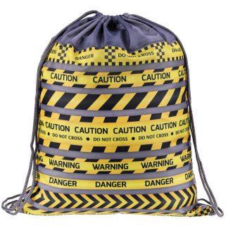 """Мешок для обуви 1 отделение ArtSpace """"Do not cross"""", 350*430мм"""