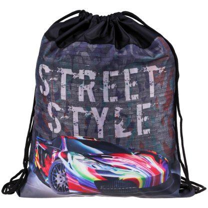 """Мешок для обуви 1 отделение ArtSpace """"Street style"""", 350*430мм"""