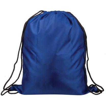 Мешок для обуви 1 отделение ArtSpace, увеличенный объем, 410*490мм, синий