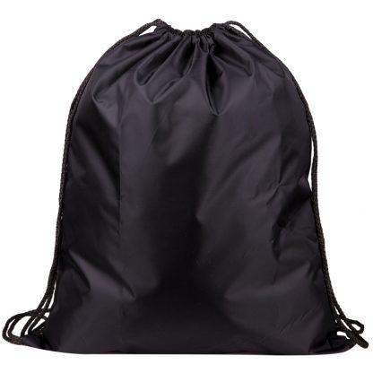 Мешок для обуви 1 отделение ArtSpace, увеличенный объем, 410*490мм, черный