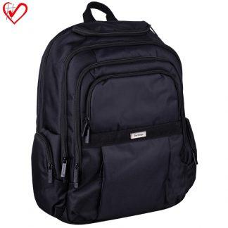 "Бизнес-рюкзак Berlingo ""Business premium"" 43*31*17, 2 отд., 5 карм., отд. д/ноутб., эргоном. спинка"