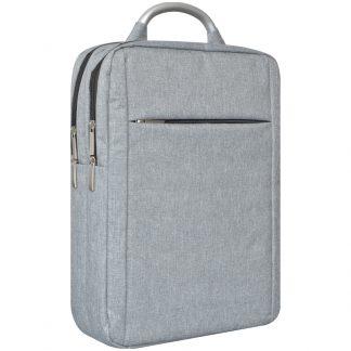 Рюкзак ArtSpace Casual Pro, 41*29,5*11см, серый, 2отд., 6 карм., отд. для ноутб., уплотн. спинка