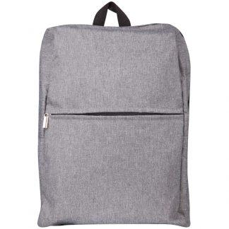 Рюкзак ArtSpace Casual, 39*29,5*10см, 1 отделение, 1 карман, уплотненная спинка, серый