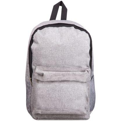 Рюкзак ArtSpace Casual, 47*29*14см, 1 отделение, 1 карман, уплотненная спинка, серый