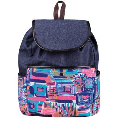 Рюкзак ArtSpace Freedom, 38*25*15см, 1 отделение, 4 кармана