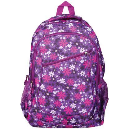 Рюкзак ArtSpace Pattern, 45*30*14cм, 1 отделение, 4 кармана, уплотненная спинка