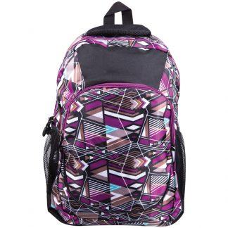 Рюкзак ArtSpace Pattern, 45*30*17cм, 1 отделение, 4 кармана, уплотненная спинка