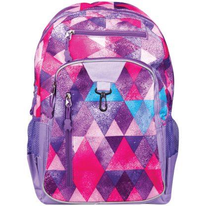 Рюкзак ArtSpace Pattern, 45*32*15cм, 1 отделение, 4 кармана, уплотненная спинка
