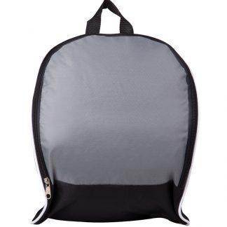 Рюкзак ArtSpace Simple Basic, 34*28*9см, 1 отделение, серый