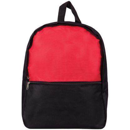 Рюкзак ArtSpace Simple Plus, 37,5*29*12см, 1 отделение, 1 карман, уплотненная спинка, черный