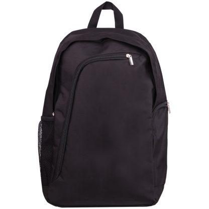 Рюкзак ArtSpace Simple Plus, 47*29*14см, 1 отделение, 3 кармана, уплотненная спинка, черный