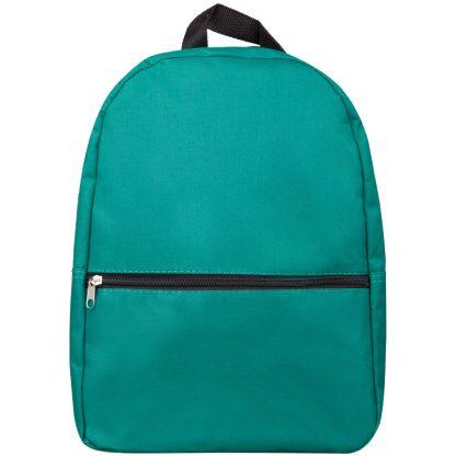 Рюкзак ArtSpace Simple, 37*27*10см, 1 отделение, 1 карман, зеленый
