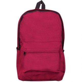 Рюкзак ArtSpace Street Plus, 43*31*15см, 1 отделение, 3 кармана, уплотненная спинка, бордовый