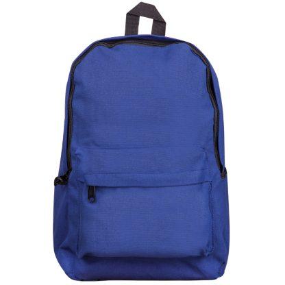 Рюкзак ArtSpace Street Plus, 43*31*15см, 1 отделение, 3 кармана, уплотненная спинка, синий