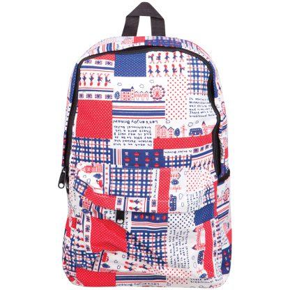 Рюкзак ArtSpace Street, 38*29*12см, 1 отделение, 1 карман, уплотненная спинка