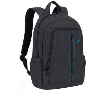 Рюкзак для ноутбука 15,6″ RivaCase 7560, полиэстер, черный, 425*310*115мм