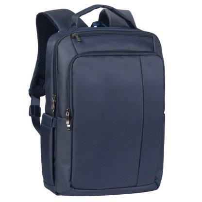 Рюкзак для ноутбука 15,6″ RivaCase 8262, полиэстер, синий, 420*310*135мм