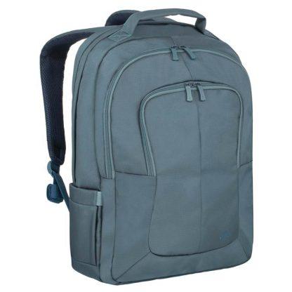 Рюкзак для ноутбука 17″ RivaCase 8460, полиэстер, аквамарин, 470*320*135мм