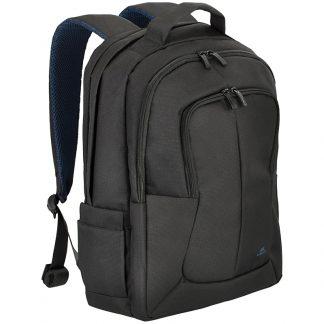 Рюкзак для ноутбука 17″ RivaCase 8460, полиэстер, черный, 470*320*135мм