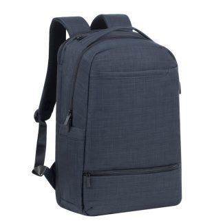 """Рюкзак для ноутбука 17,3″ RivaCase """"Biscayne"""" 8365, полиэстер, черный, 475*320*170мм"""