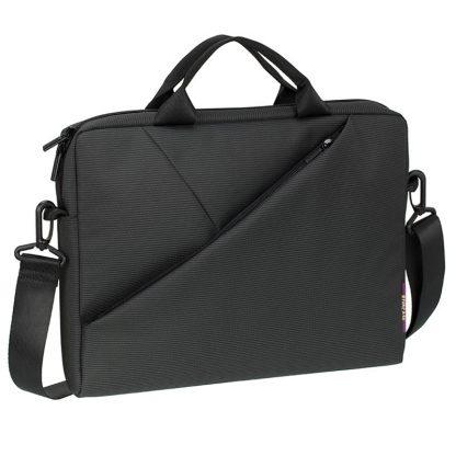 Сумка для ноутбука 13,3″ RivaCase 8720, полиэстер, серый, 345*250*40мм