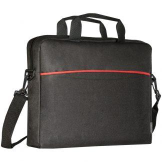 Сумка для ноутбука 15″-16″ Defender Lite, нейлон, черный, 430*310*80мм
