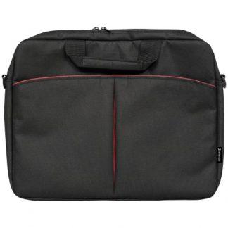 Сумка для ноутбука 15″-16″ Defender Iota, полиэстер, черный, 390*285*40мм