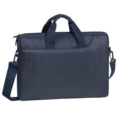 Сумка для ноутбука 15,6″ RivaCase 8035, полиэстер, черный, 410*315*50мм